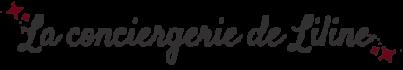 La conciergerie de Liline Logo